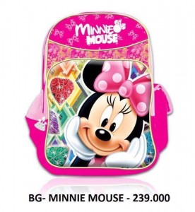 BA LÔ BG -MINNIE MOUSE-239.000Đ